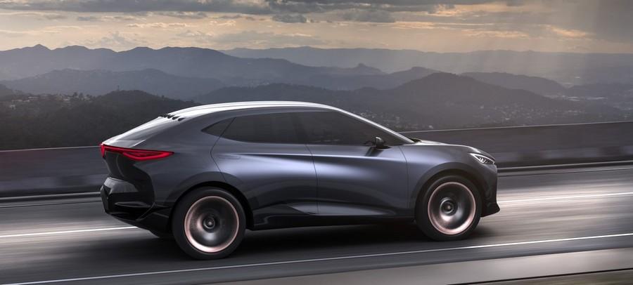 Το νέο ηλεκτρικό SUV της SEAT