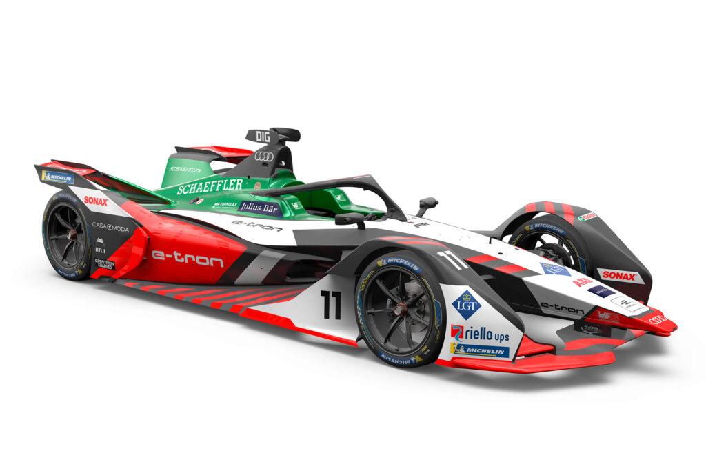 To ηλεκτρικό μονοθέσιο της Audi για την Formula E