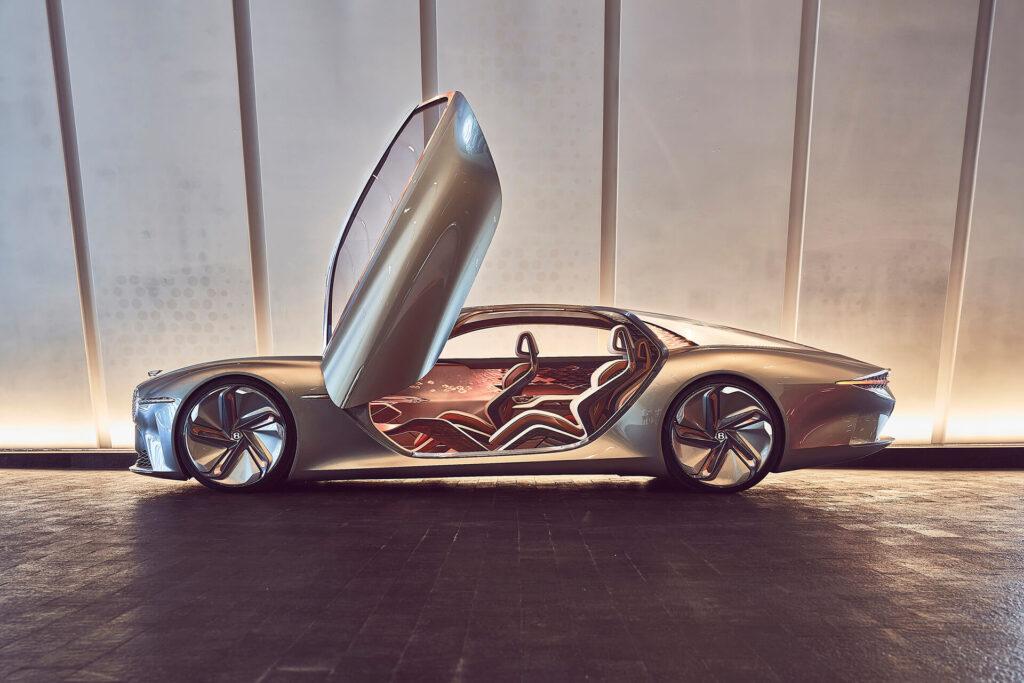 Η ηλεκτρική Bentley του μέλλοντος...