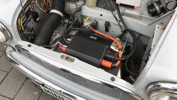 Το κιτ που μετατρέπει σε ηλεκτρικό το κλασικό Mini