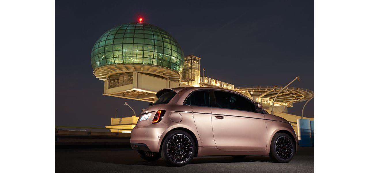 Το ηλεκτρικό Fiat 500