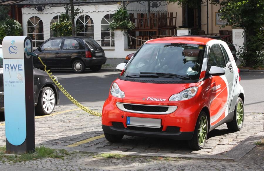 Ηλεκτρικό όχημα στη Γερμανία