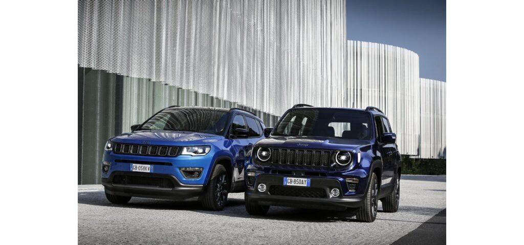 Jeep® Renegade 4xe e Compass 4xe