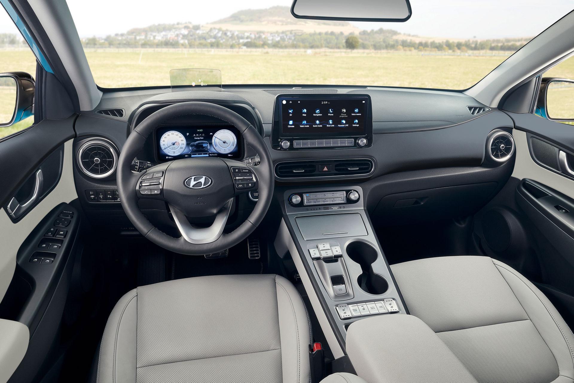 Το ανανεωμένο Hyundai Kona Electric