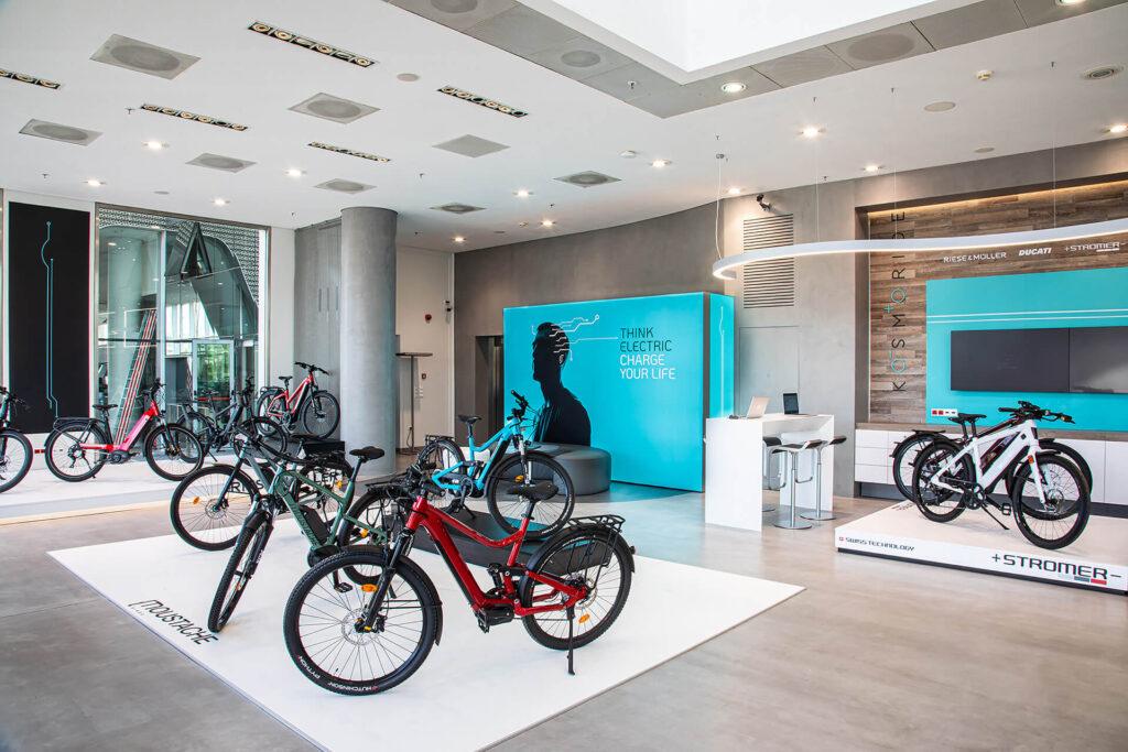 e-ποδήλατα της Kosmoride