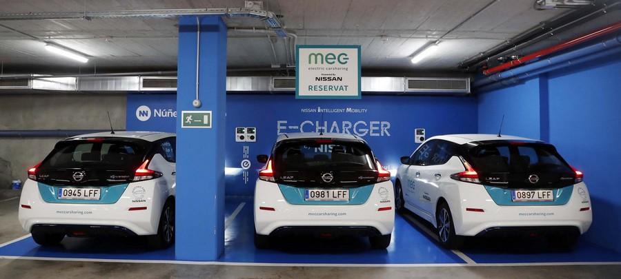Η λειτουργία του MEC carsharing