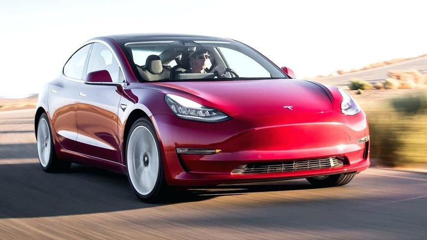 Αμάξι Tesla