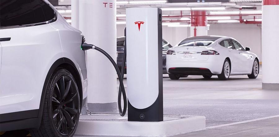 Φόρτωση ηλεκτρικών αυτοκινήτων