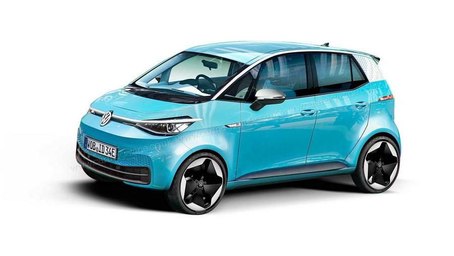 VW ID.1 electric city car