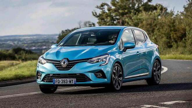 Το Renault Clio E-TECH