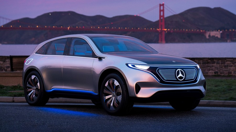 Η Mercedes EQ