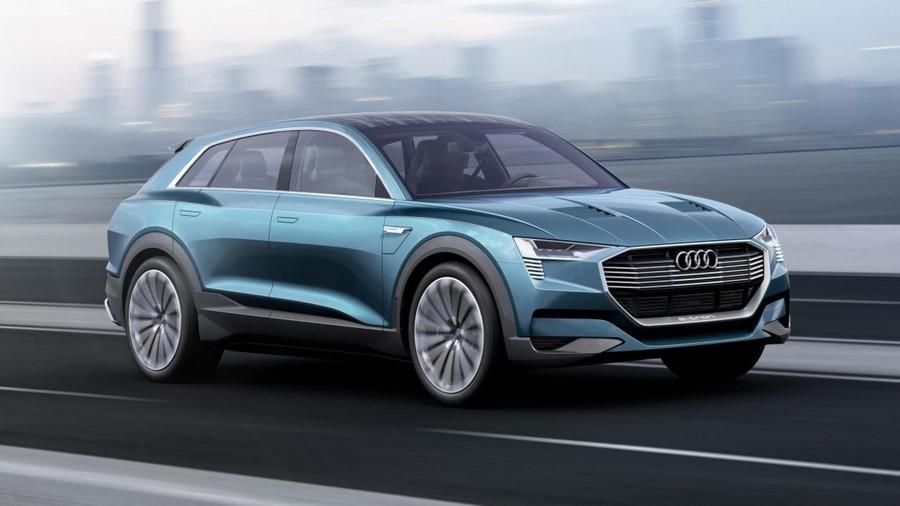Το νέο ηλεκτρικό αυτοκίνητο της Audi