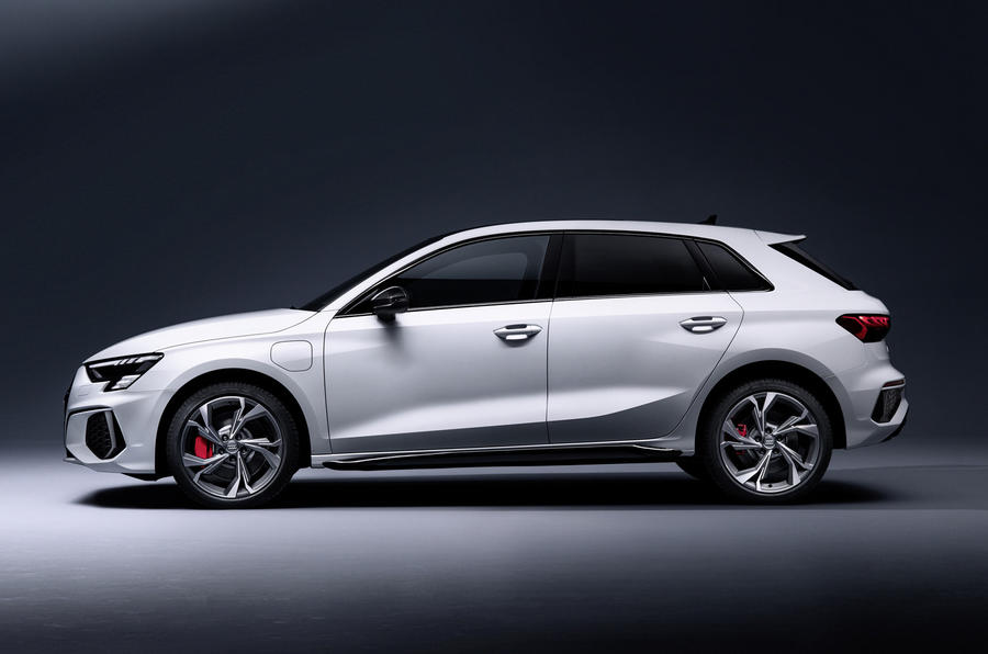 Audi A3 TFSI 40 Plug-in Hybrid