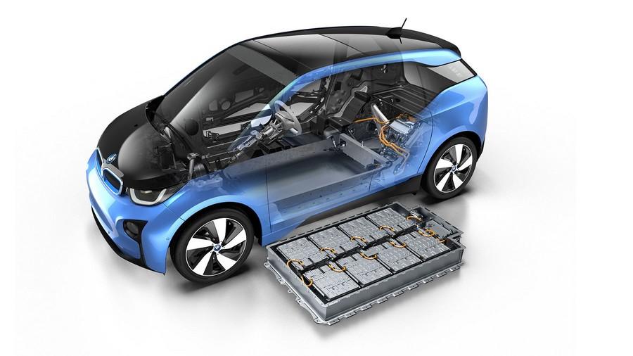 Μπαταρία ηλεκτρικού αυτοκινήτου