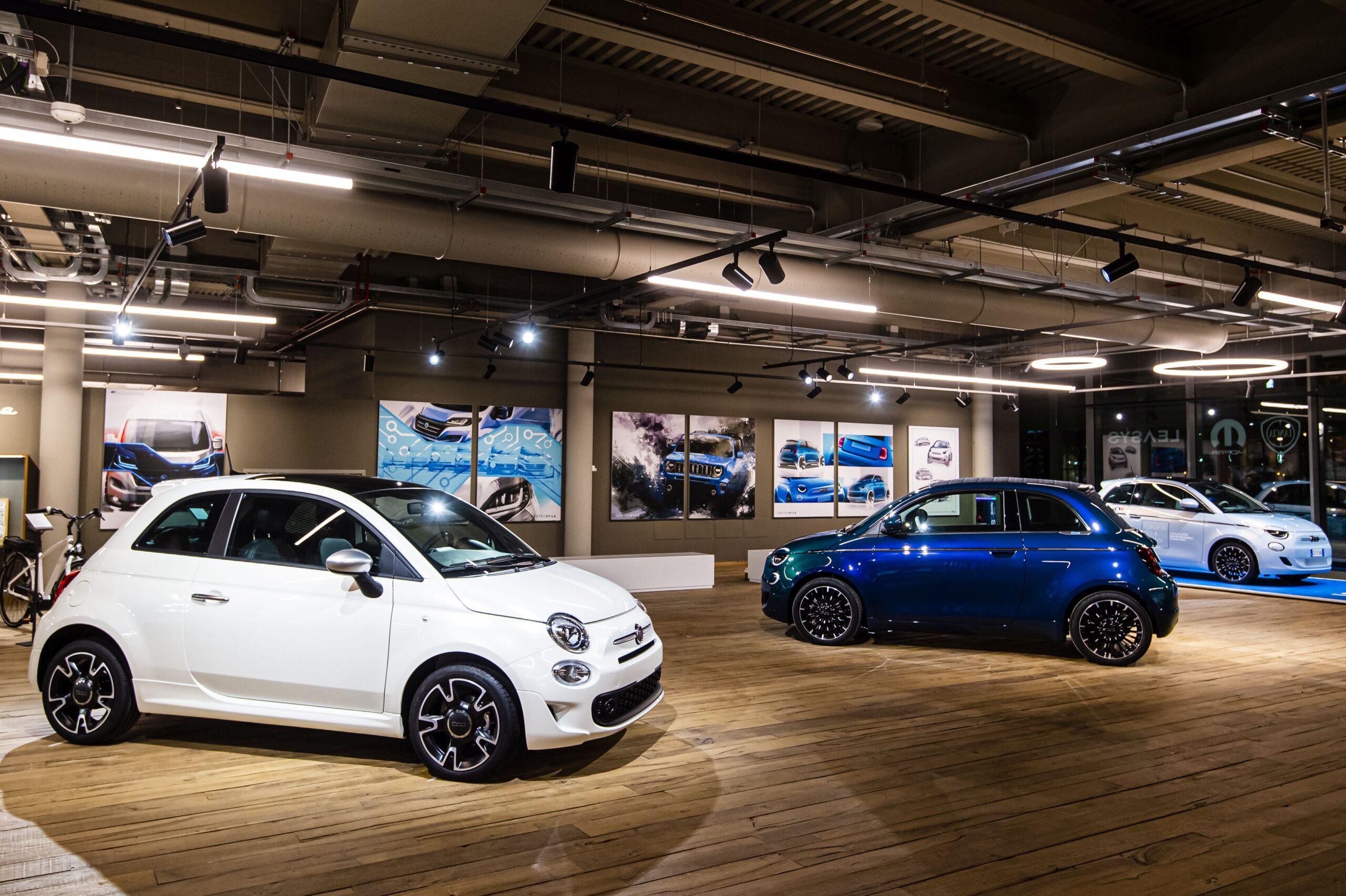 Fiat Chrysler e-village