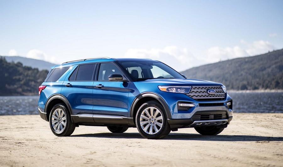 Το νέο Ford Explorer Plug-in Hybrid