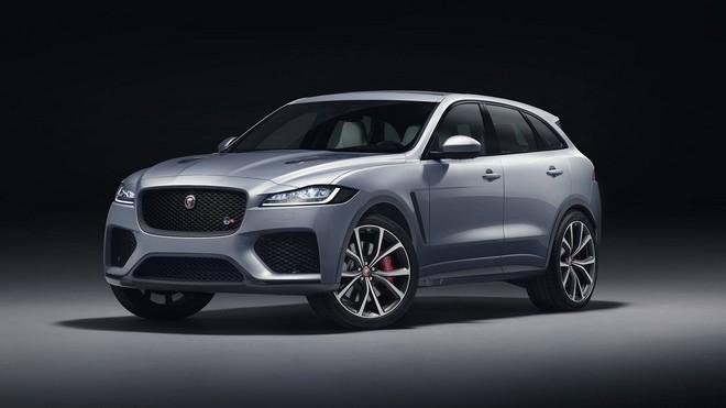 H Jaguar J-Pace