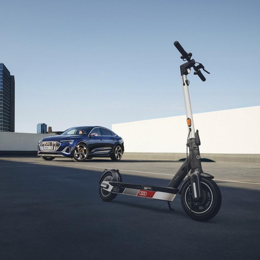 Το Audi e-scooter