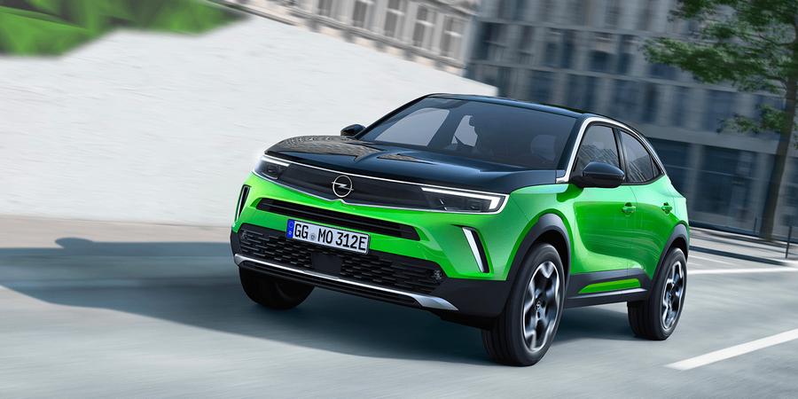 Το ηλεκτρικό Opel Mokka