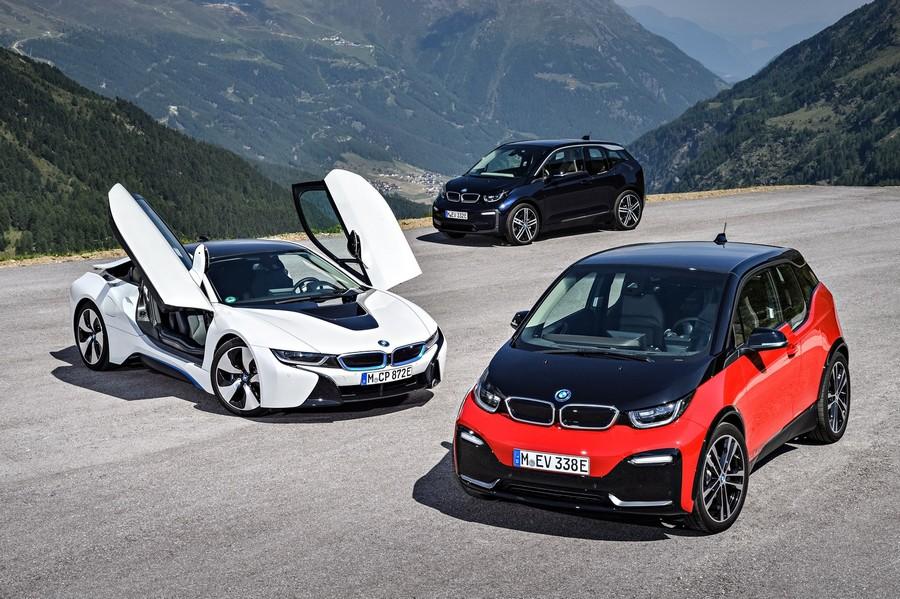 Ηλεκτρικά μοντέλα της BMW