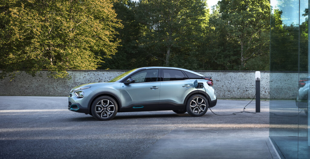 Citroen E C4 C-Cross