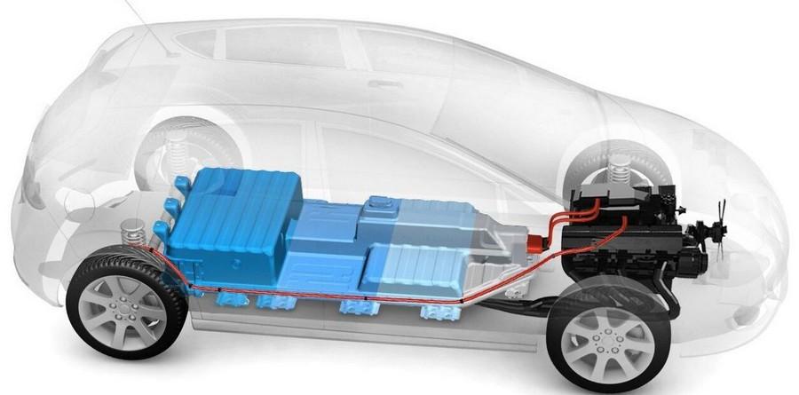 Μπαταρία ηλεκτρικών οχημάτων