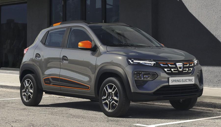 Το Dacia Spring