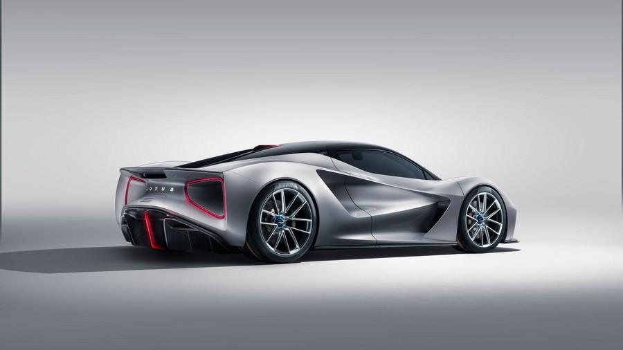 Ηλεκτρικό όχημα της Lotus