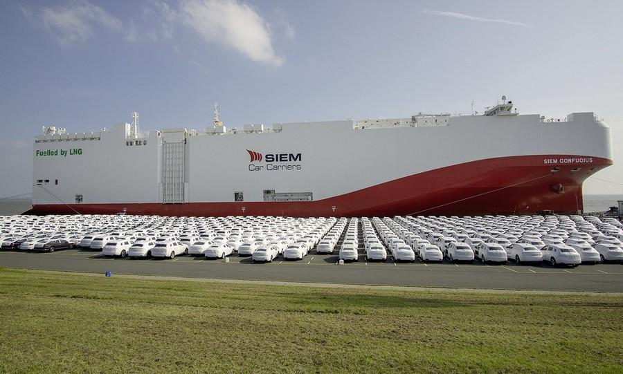 Πλοίο της Volkswagen