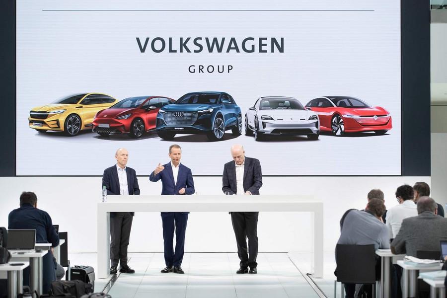 Ο όμιλος Volkswagen