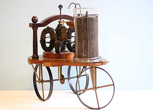 Μοντέλο Ηλεκτρικού Αυτοκίνητου