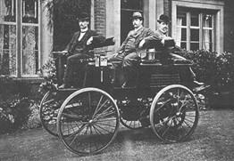 Το ηλεκτρικό αυτοκίνητο του Thomas Parker