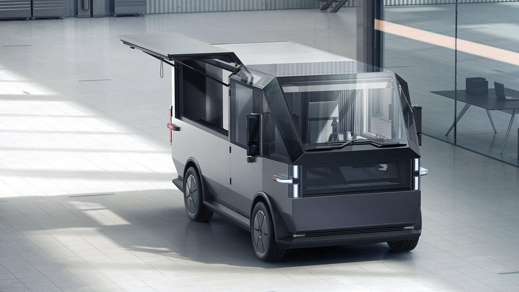 Το όχημα Canoo
