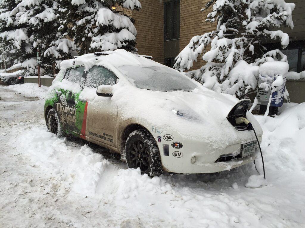 Ηλεκτρικό Αυτοκίνητο το χειμώνα