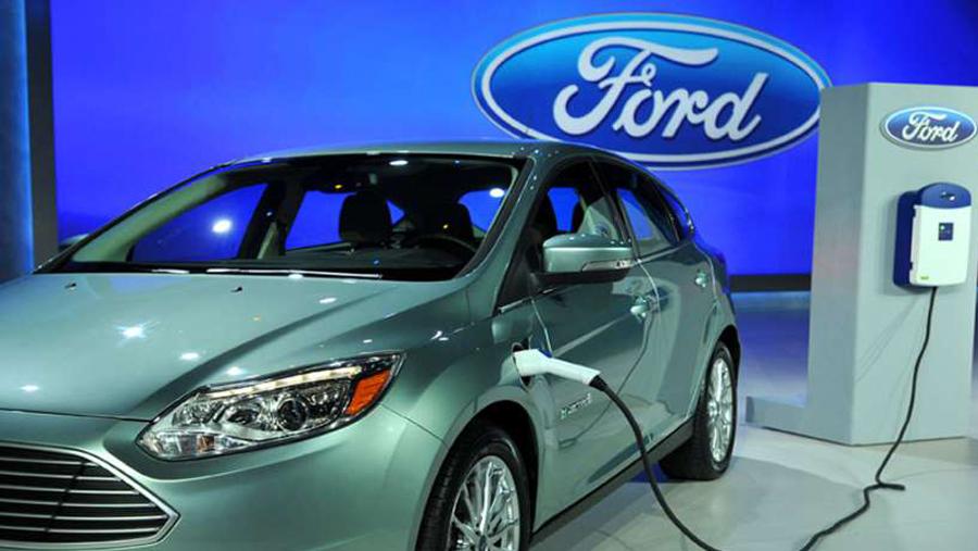 Ford Ηλεκτρικό Αυτοκίνητο