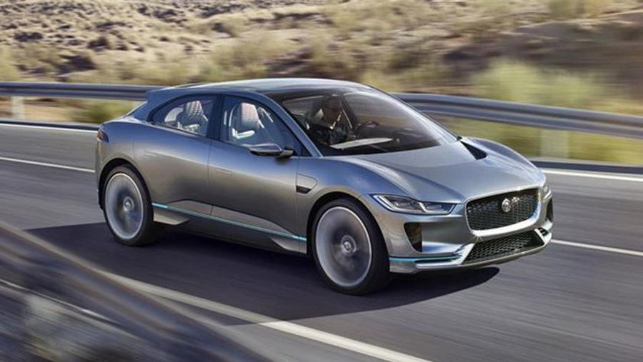 Ηλεκτρικό Αυτοκίνητο Jaguar