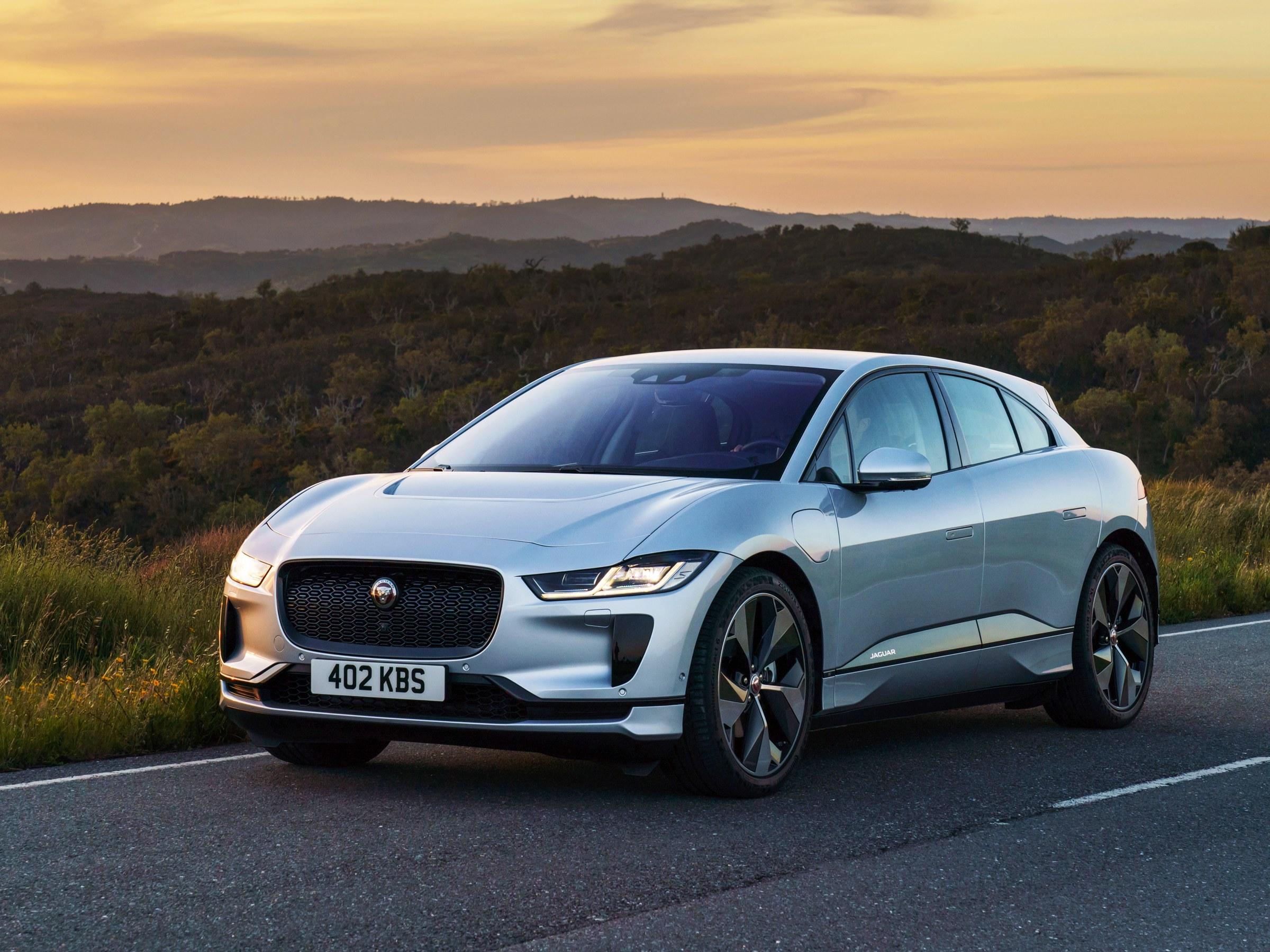Jaguar ηλεκτρικό αυτοκίνητο