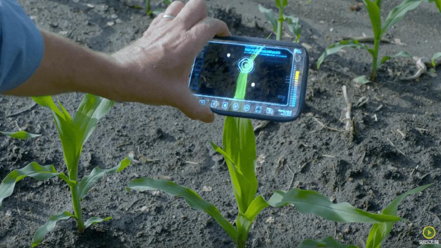 Τεχνολογία A.I. για εντοπισμό ζιζανίων
