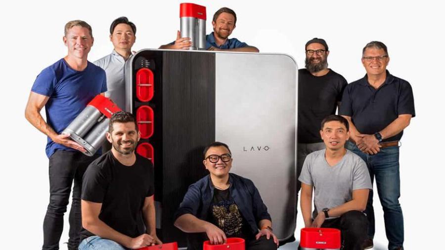 Tο Team της Lavo