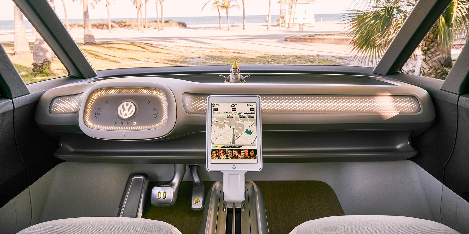 Εσωτερικό Volkswagen