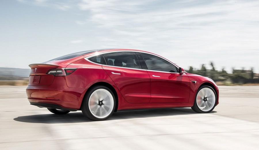 Όχημα της Tesla