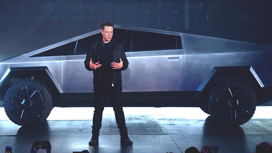 Elon Musk και Cybertruck