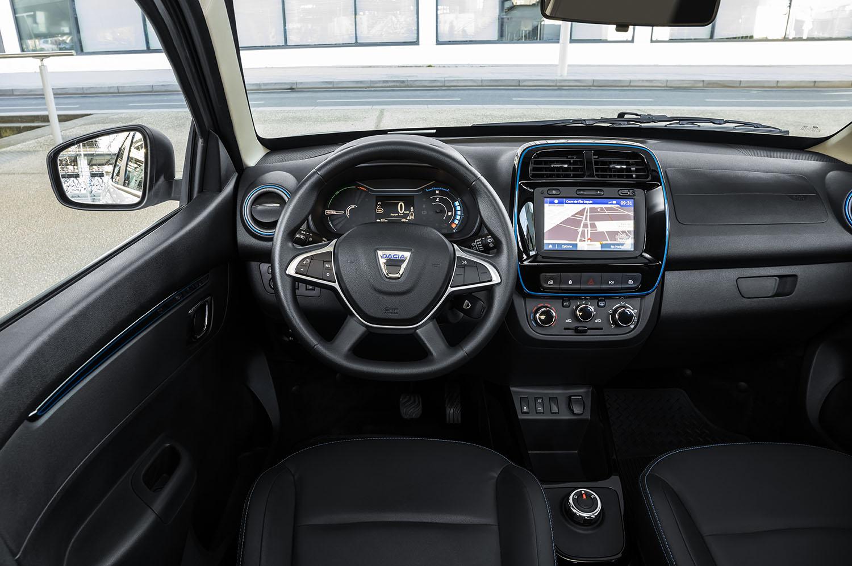 Ηλεκτρικό Όχημα Dacia