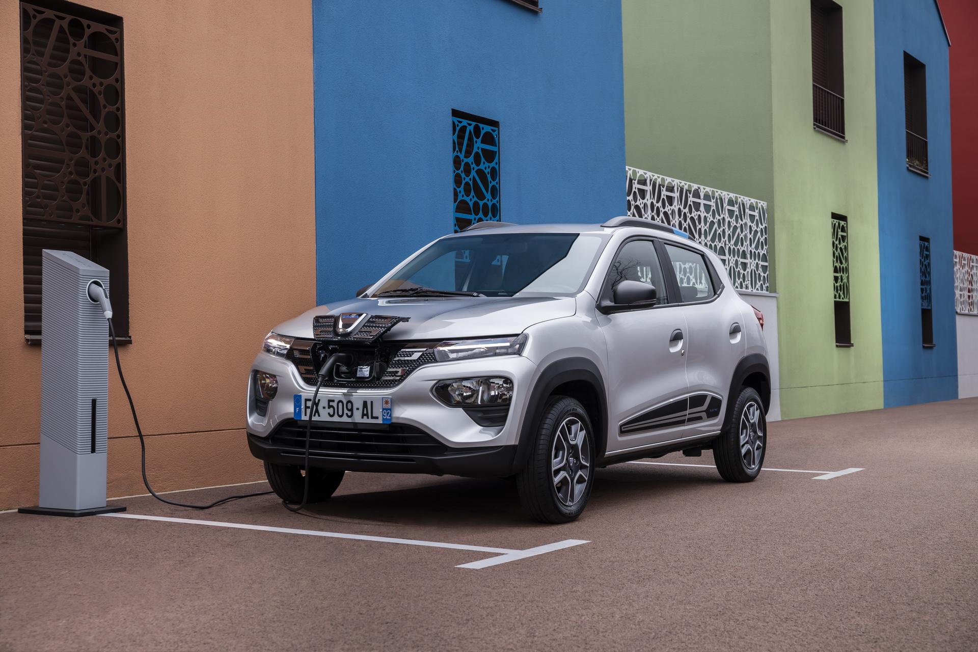 Dacia Ηλεκτρικό Αυτοκίνητο