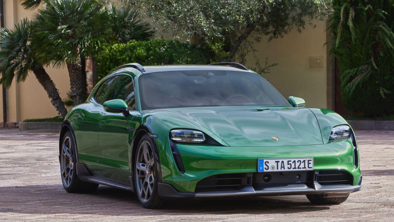 To νέο μοντέλο της Porsche