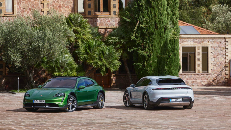Διαφορετικές εκδοχές του μοντέλου της Porsche