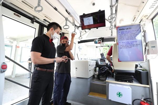 Σιγκαπούρη Λεωφορείο