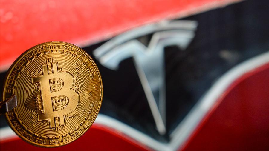 Tesla και Bitcoin
