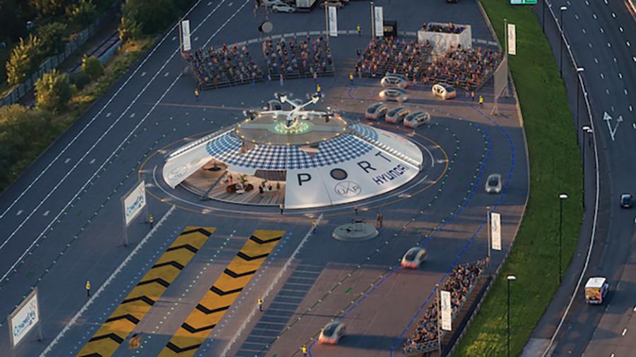 Urban air port 1