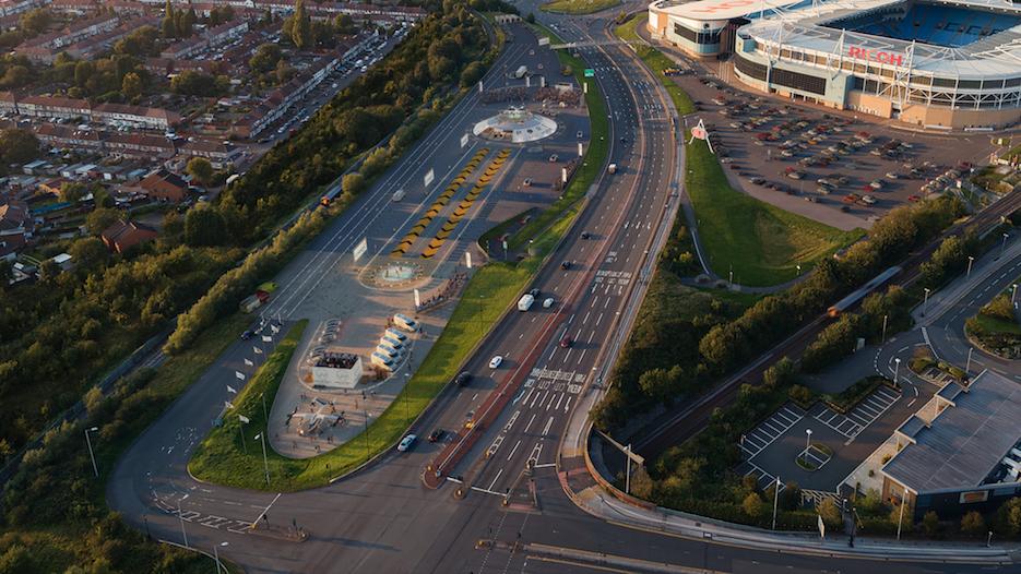 Αεροδρόμιο για ιπτάμενα αυτοκίνητα